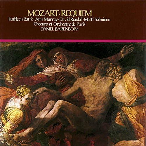 Daniel Barenboim/Kathleen Battle/Ann Murray/David Rendall/Matti Salminen/Choeur De L'Orchestre De Paris/Orchestre De Paris