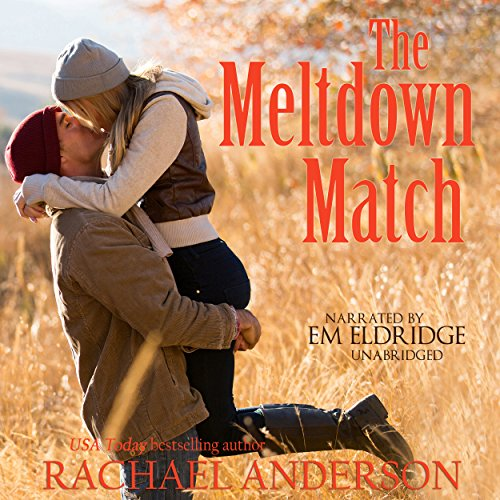 The Meltdown Match audiobook cover art