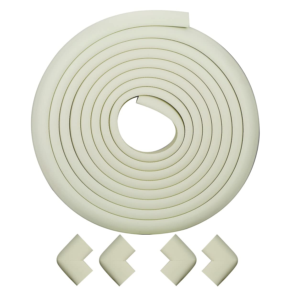 Suob Chicago Mall Baby Save money Proofing Edge and Set-16.2 ft Protector Guard Corner