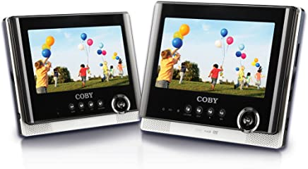 Coby TFDVD7752 7-Inch Portable DVD Player