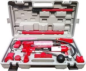 Hydraulic Power Car Van Jack Body Porta Frame Repair Kit Auto Car Tool ton
