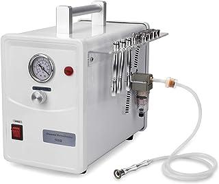 تجهیزات حرفه ای دستگاه مراقبت از صورت ، دستگاه میکرودرمابراسیون Dermabrasion Diamond ، دستگاه مکش (قدرت مکش: 0-68cmHg)