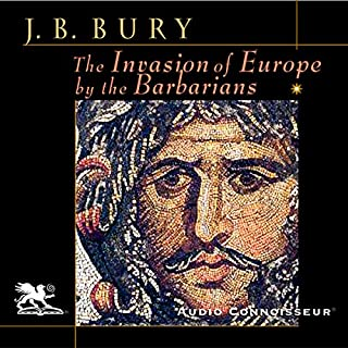 The Invasion of Europe by the Barbarians cover art
