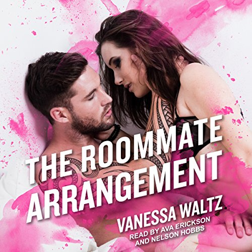 The Roommate Arrangement audiobook cover art