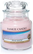 Yankee Candle 5038580062083 YANKEE CANDLE Jar, Small, Pink Sands YSMPS1