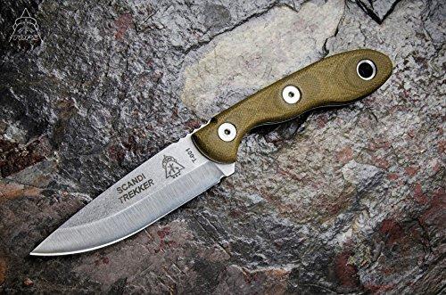 Tops Knives Scandi Trekker