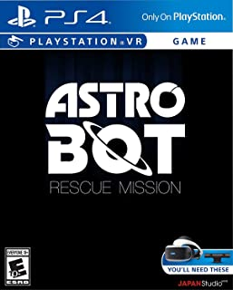 ASTRO Bot Rescue Mission VR (輸入版:北米) - PS4