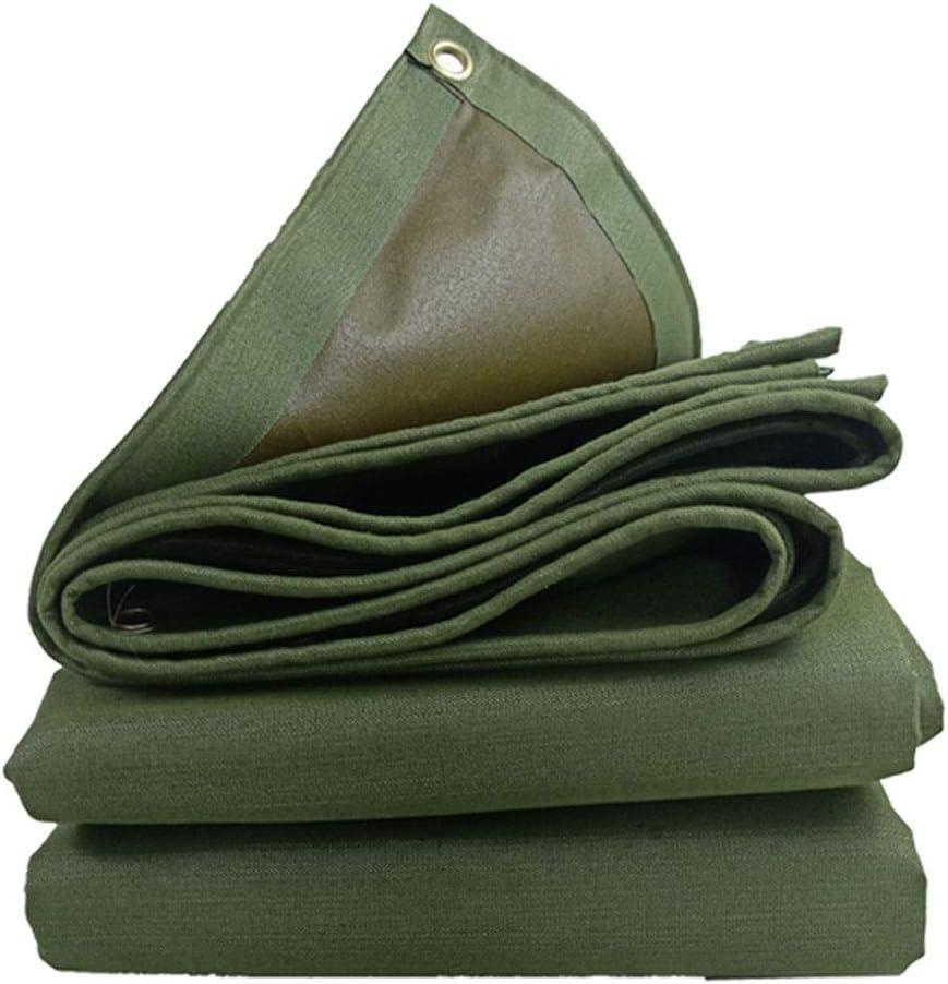 Waterproof Tarps Green High order Heavy Wearable 5 ☆ popular Duty Grou