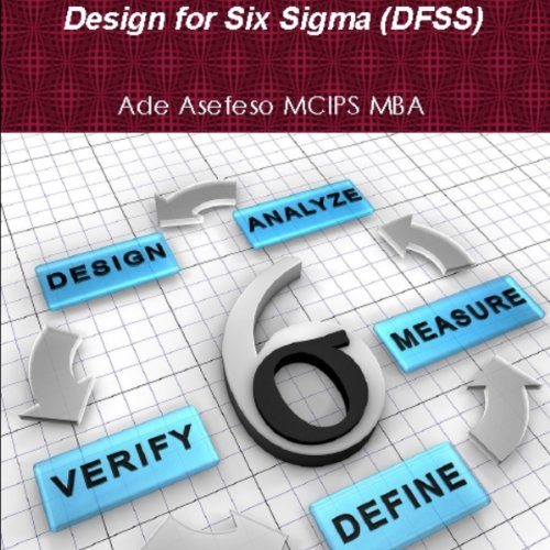 Design For Six Sigma (DFSS) audiobook cover art