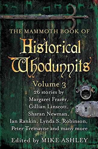 The Mammoth Book of Historical Whod…