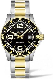 Longines HydroConquest Black Dial Mens Watch L3.740.3.56.7