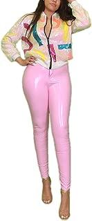 Best pink sequin bomber jacket Reviews