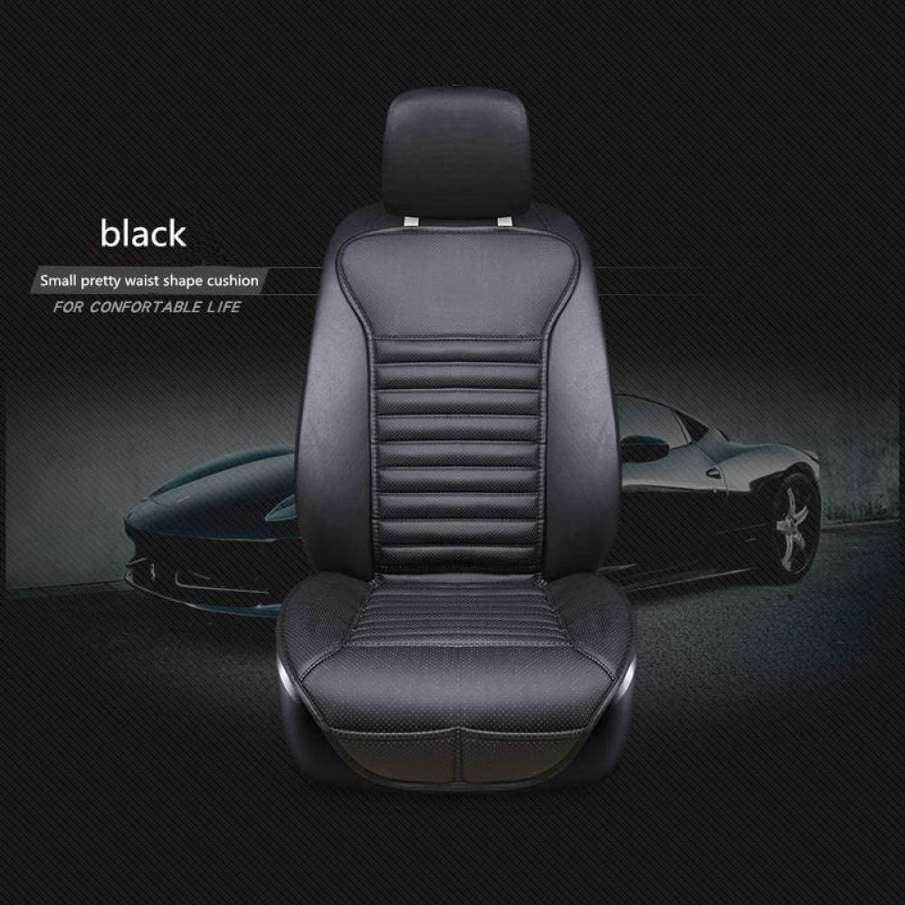 Special Campaign QXXKJDS Car New popularity Seat Cushion Pretty Bamboo Waist High-Grade Charcoal