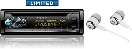 $99 Get Pioneer DEH-S5100BT in-Dash Built-in Bluetooth CD, MP3, Front USB, Auxiliary, Pandora, AM/FM, Built in iPod, iPhone and iPad Controls, Dual Phone Connection Stereo Receiver