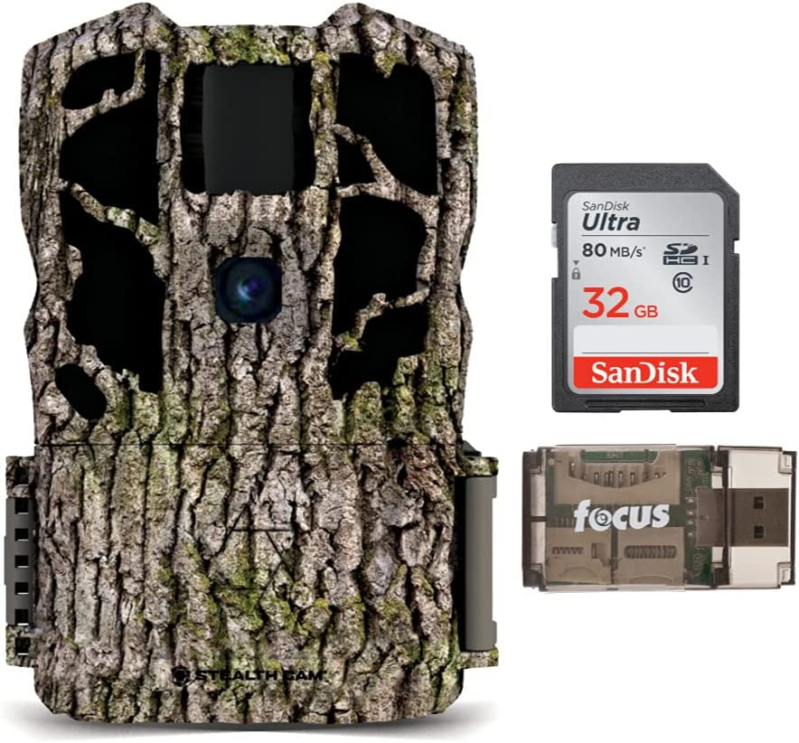 Spasm price Stealth Camera G45NG Max Pro 30MP Bundle Essentials 45% OFF Trail