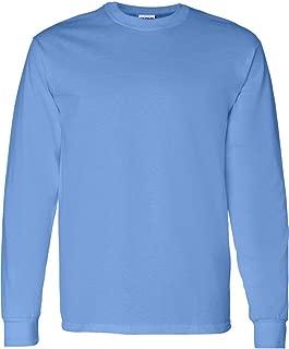 Heavy Cotton 100% Cotton Long Sleeve T-Shirt.