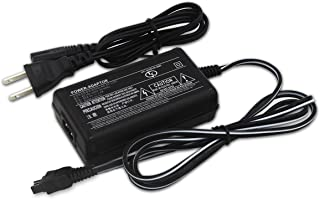 AC-L200C AC Adapter Charger Compatible Sony DCR-SX40 ,DCR-SX41, DCR-SX44, DCR-SR42, DCR-SR45, DCR-SR46,DCR-SR47, DCR-SR68, DCR-DVD105, DCR-DVD108, DCR-DVD308 HDR-SR12 DCR-SX45 Handycam Camcorder