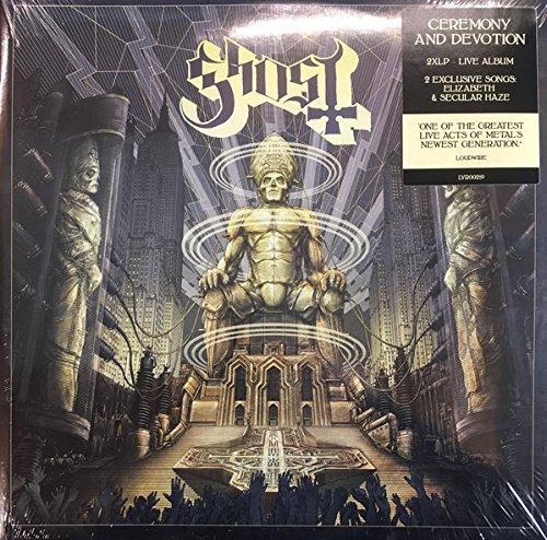 Ceremony & Devotion (Bonus Tracks) [Vinilo]