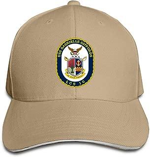 USS Gabrielle Giffords Unisex Hats Trucker Hats Dad Baseball Hats Driver Cap