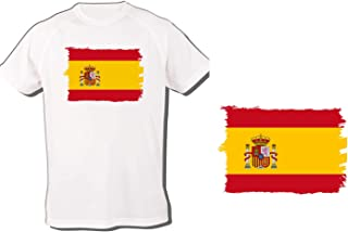 Amazon.es: bandera españa - Incluir no disponibles: Ropa