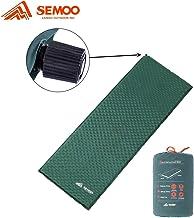 Semoo Esterilla/colchoneta Auto-Hinchable Impermeable para
