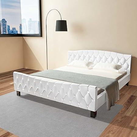 Furnituredeals Cama matrimonial Cama de Matrimonio con ...