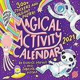 Magical Activity Wall Calendar 2021