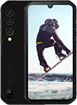 Blackview BV9900E Rugged Cell Phones Unlocked, Android 10 Helio P90 Octa-core 6GB+128GB ROM IP68 Smartphone, 48MP Four Rea...
