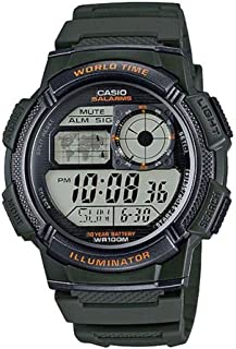 ساعة كاسيو كاجوال انالوج كوارتز للرجال - MTP-1170N-7A