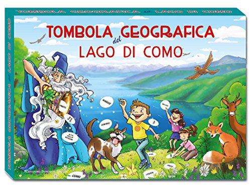 Tombola geografica del Lago di Como