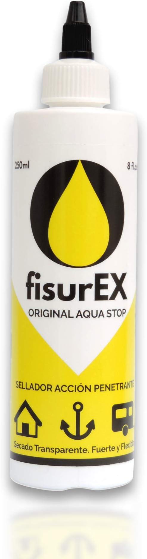 53 opinioni per fisurEX Original Aqua Stop- Sigillante per crepe capillari, 250 ml