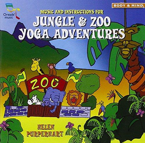 Jungle & Zoo Yoga Adventures