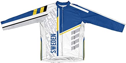 ScudoPro Sweden Long Sleeve Cycling Jersey for Women