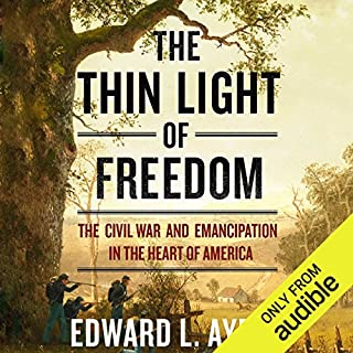 The Thin Light of Freedom cover art