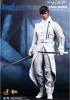 CJH G.I.Joe Series Action Figure Storm Shadow Specia Force 1/6 Scale Statue PVC Gift Decorations Doll Ornaments