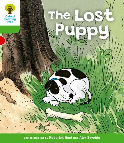 Oxford Reading Tree: Level 2: More Patterned Stories A: The Lost Puppyの詳細を見る