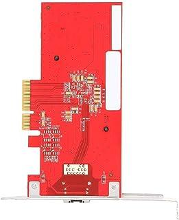 Tarjeta de red PCI Fibra Server Adaptador de red PCI Express X4 Disipación de calor alta para ordenador de sobremesa