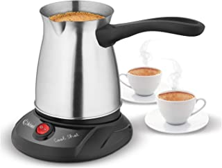 Kiwi Kcm-7512 Inox Türk Kahve Makinesi