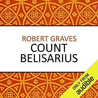 Count Belisarius cover art