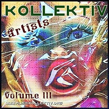 Kollektiv Artists. Volume 3.