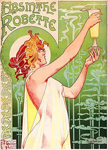 Das Museum Outlet–Absinthe–Poster Print Online kaufen (101,6x 127cm)
