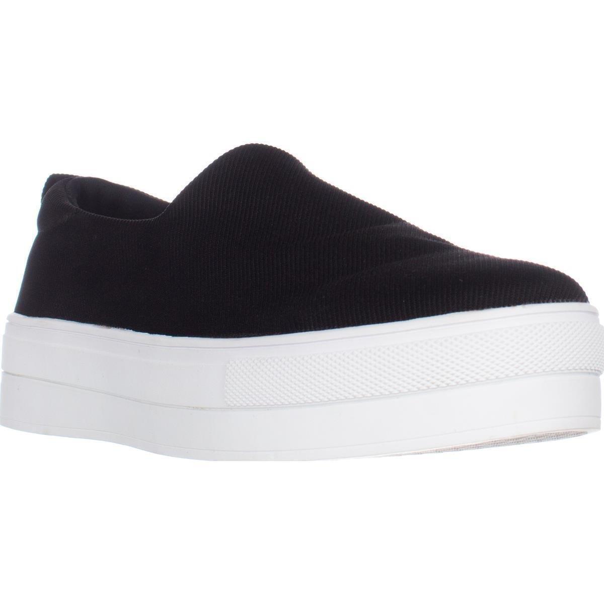 kensie Deon Slip Sneakers Black