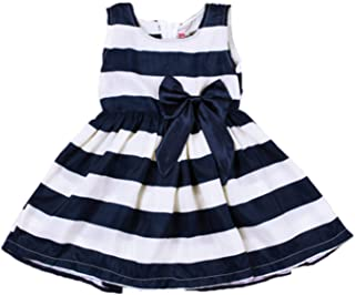 Baby Girls Dress Toddler Girls Backless Lace Bow Princess Dresses Party Wedding Birthday Dress for Girls