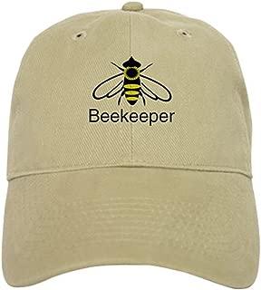 CafePress Beekeeper 3 Baseball Cap