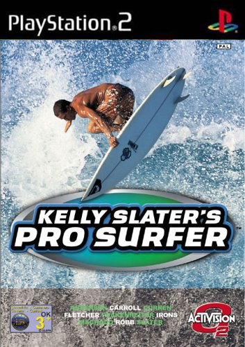 Kelly Slater¨S Pro Surfer Ps2 Uk