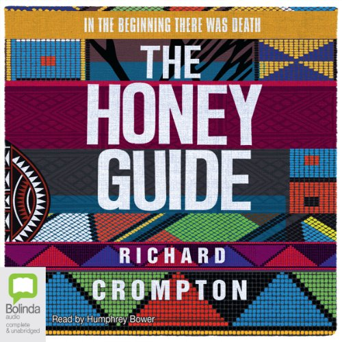 The Honey Guide audiobook cover art
