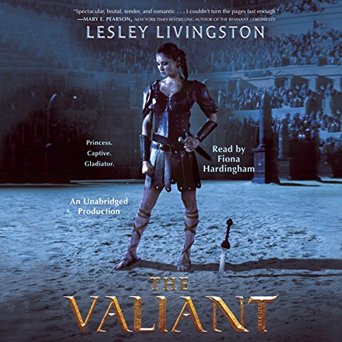 The Valiant audiobook cover art