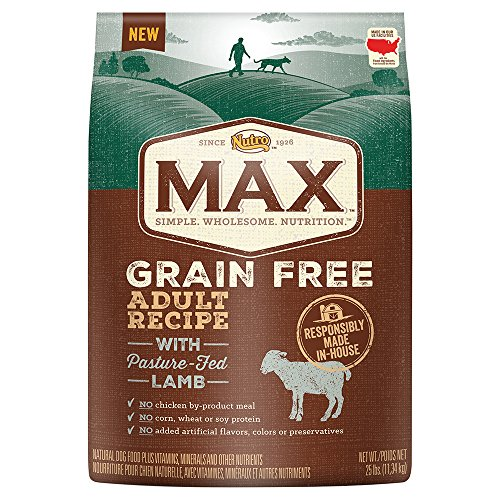Nutro MAX Adult Grain Free Dry Dog Food