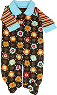 Kalencom Doodle Bugs Front Coverall