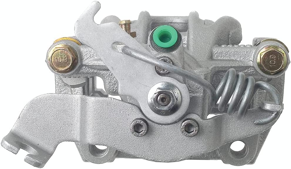 AutoShack BC2954 Rear Driver Side Caliper Ranking Genuine Free Shipping TOP14 Brake Disc wi Assembly